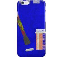 House Minimalist iPhone Case/Skin