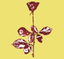 Depeche Mode : Violator Paint CD Kids Clothes
