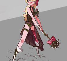 swamp princess by windurr