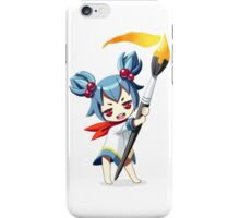 Painter iPhone Case/Skin