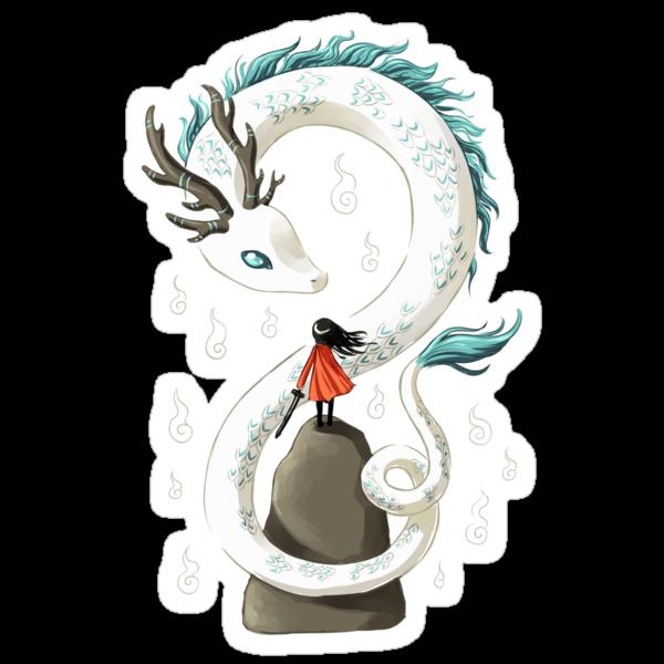Dragon Spirit by freeminds