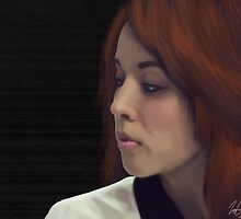Redhead by OleRed