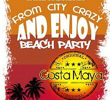 Costa Maya Good Time by dejava