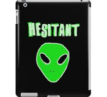 Hesitant Alien (Gerard Way) iPad Case/Skin
