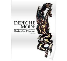Depeche Mode : Shake the Disease - Poster Poster
