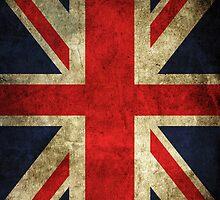 Classic British Flag by dano0