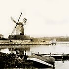 Historical Cley Windmill by cleywindmill