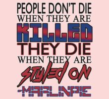 MarlinPie Styled On Quote Kids Clothes