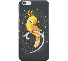 Magic Canary iPhone Case/Skin