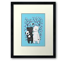 Bear Family Framed Print