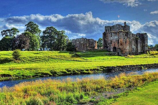 Brougham Castle, England by 242Digital