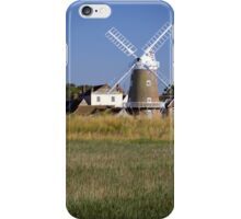 Stunning Panorama of Cley Windmill iPhone Case/Skin