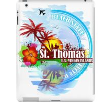 St Thomas USVI iPad Case/Skin