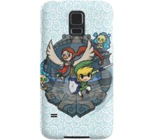 Legend of Zelda Wind Waker Earth Temple T-Shirt Samsung Galaxy Case/Skin