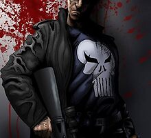 punisher by Reggaetonep4