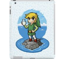 Legend of Zelda Wind Waker Bottle of Milk T-Shirt iPad Case/Skin