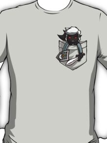 Pocket Dark Link Legend of Zelda T-Shirt T-Shirt