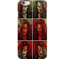 She Will Come For You iPhone Case/Skin