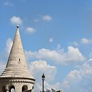 Fisherman's Bastion by Paula Bielnicka