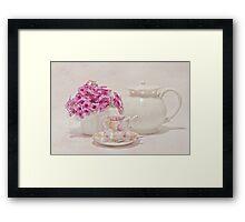 Tea For You! Framed Print