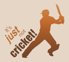 It's just not cricket by aussietees