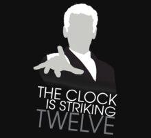 The Clock is Striking Twelve - Doctor Who by Jijarugen