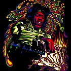 Jimi Hendrix / Are You Experienced by David Sanders