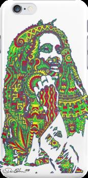 Bob Marley Vibrations by David Sanders