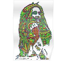 Rasta Vibrations Poster