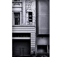 urban scapes Photographic Print