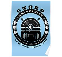 Dalek College Poster