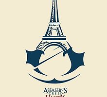 Assassin's Creed: Unity by AronGilli by AronGilli