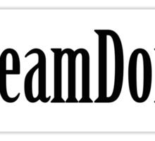 Team Donny Sticker