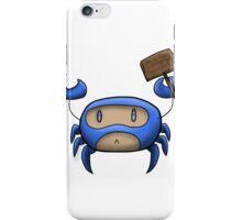 SpyCrub - Detailed but still Endangered. iPhone Case/Skin