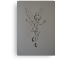 Little Tink Canvas Print