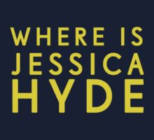 'Where is Jessica Hyde' from Channel 4's Utopia  by camink