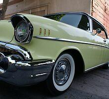 1957 Original Chevy Belair; Whittier, CA USA by leih2008