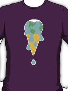 lick global warming T-Shirt