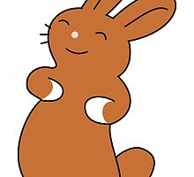 Brown Bunny by kwg2200