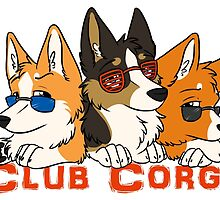 Club Corgi by Fun-Fur-All