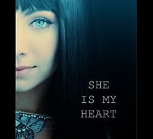 Lost Girl - She's my heart by D. Abdel.
