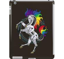 All Hail the Robot Unicorn 2 iPad Case/Skin