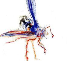 Wasp by Leonie Chinn