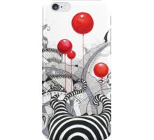 Has Anybody Seen My Zebra? iPhone Case/Skin