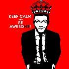Ry Keep Calm by mschandl