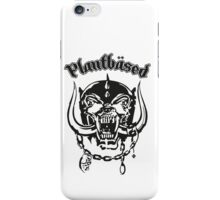PLÄNTBÄSED iPhone Case/Skin