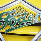 Foden Trucks - a name now long gone by Joe Hupp