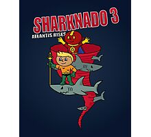 Sharknado 3: Atlantis Rises Photographic Print