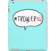 #TROYLER iPad Case/Skin