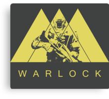 Destiny - Warlock by AronGilli Canvas Print